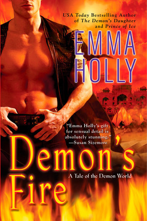 Demon's Fire by Emma Holly