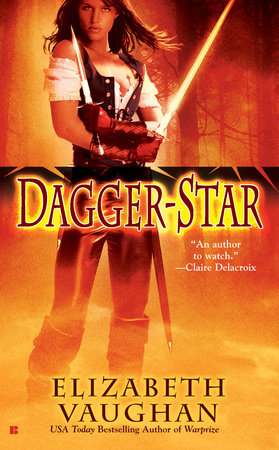Dagger-Star by Elizabeth Vaughan