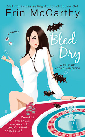Bled Dry by Erin McCarthy