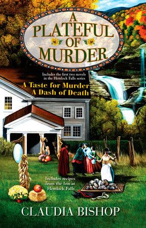 A Plateful of Murder by Claudia Bishop