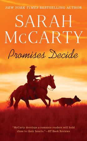 Promises Decide by Sarah McCarty