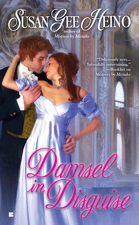 Damsel in devil dress