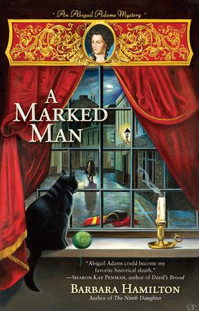 A Marked Man by Barbara Hamilton