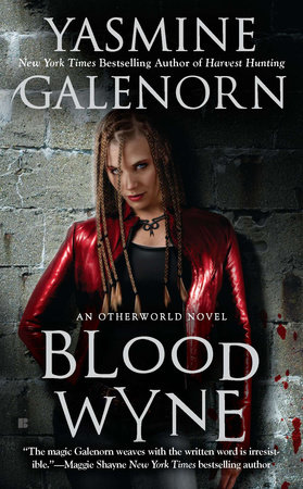 Blood Wyne by Yasmine Galenorn