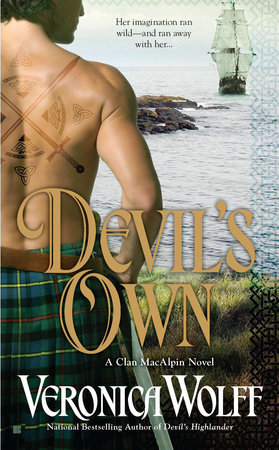 Devil's Own by Veronica Wolff