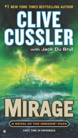 Mirage by Clive Cussler and Jack Du Brul