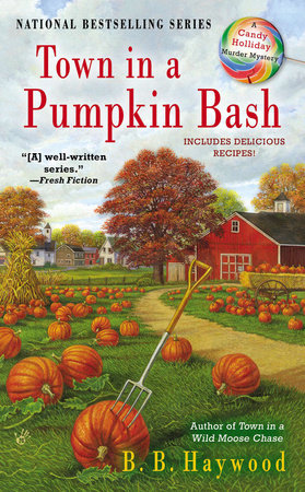 Town in a Pumpkin Bash by B. B. Haywood