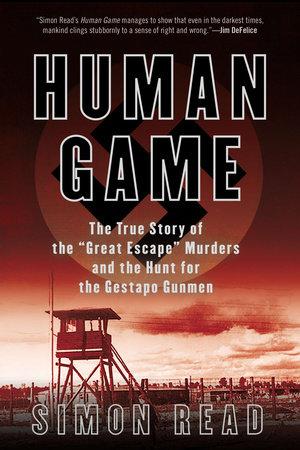 Human Game by Simon Read