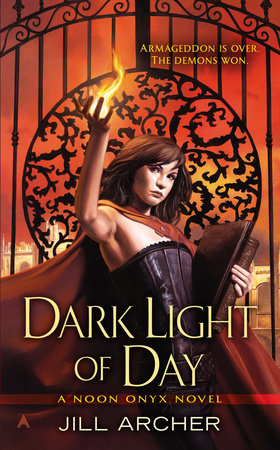 Dark Light of Day by Jill Archer