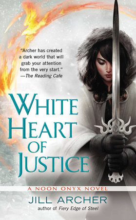 White Heart of Justice by Jill Archer