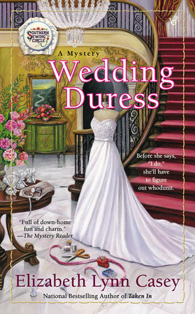 Wedding Duress by Elizabeth Lynn Casey