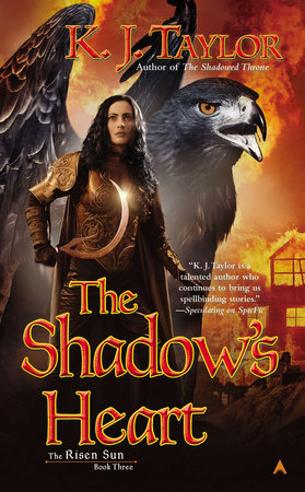 The Shadow's Heart by K. J. Taylor