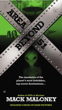 Beyond Area 51 by Mack Maloney