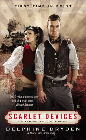 Scarlet Devices by Delphine Dryden