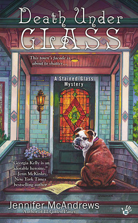 Death Under Glass by Jennifer McAndrews