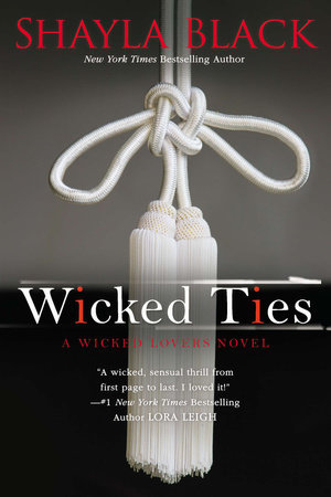 Wicked Ties Book Cover Picture