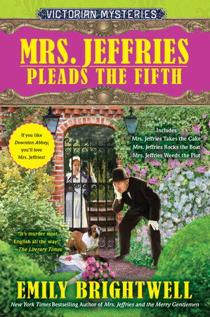 Mrs. Jeffries Pleads the Fifth by Emily Brightwell
