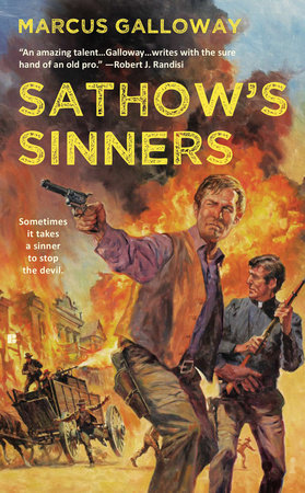 Sathow's Sinners by Marcus Galloway