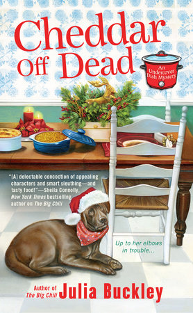 Cheddar Off Dead by Julia Buckley