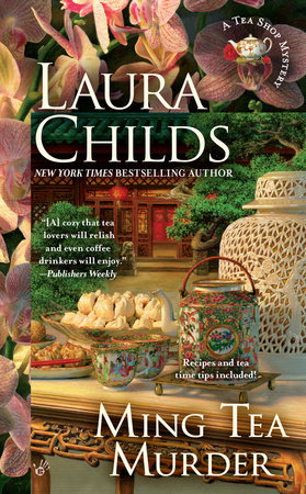Ming Tea Murder by Laura Childs