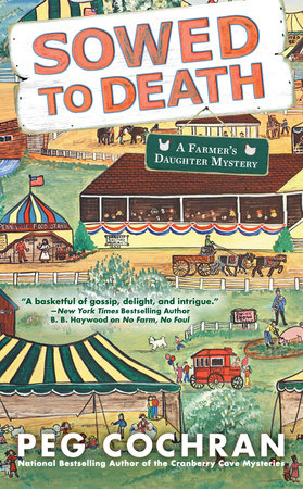 Sowed to Death by Peg Cochran