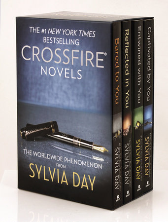 Sylvia Day Crossfire Series 4-Volume Boxed Set by Sylvia Day