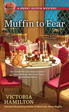 Muffin to Fear by Victoria Hamilton