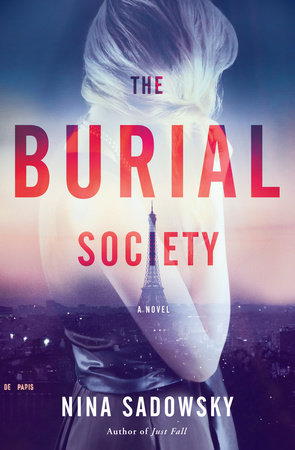 The Burial Society by Nina Sadowsky