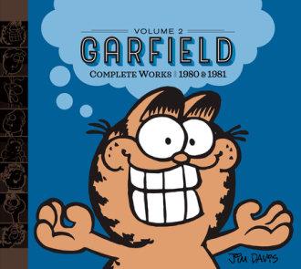 Garfield Complete Works: Volume 2: 1980 & 1981