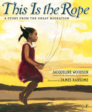 This Is the Rope by Jacqueline Woodson