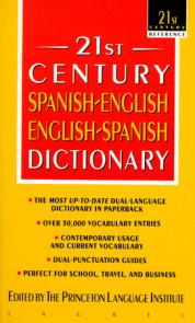 21st Century Spanish-English/English-Spanish Dictionary