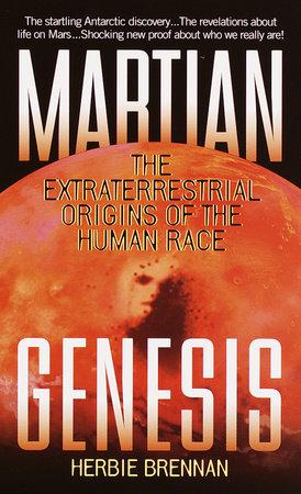 Martian Genesis by Herbie Brennan