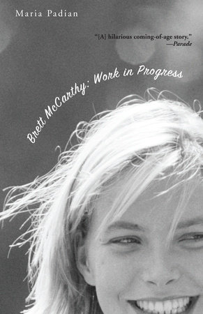 Brett McCarthy: Work in Progress by Maria Padian