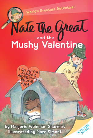 Nate the Great and the Mushy Valentine by Marjorie Weinman Sharmat
