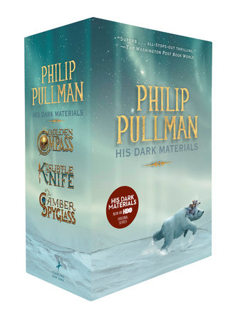 His Dark Materials 3-Book Paperback Boxed Set by Philip Pullman