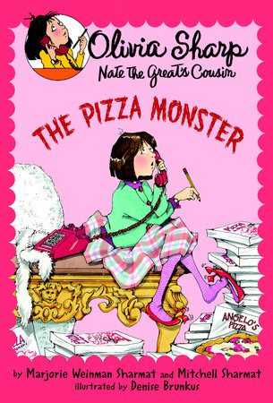 The Pizza Monster by By Marjorie Weinman Sharmat and Mitchell Sharmat; illustrated by Denise Brunkus