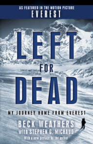 Left for Dead (Movie Tie-in Edition)