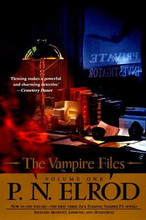 The Vampire Files, Volume One by P. N. Elrod