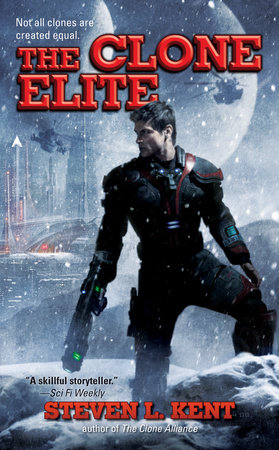 The Clone Elite by Steven L. Kent
