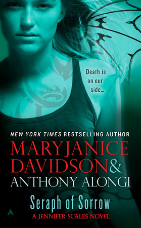 Seraph of Sorrow by MaryJanice Davidson and Anthony Alongi