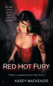 Red Hot Fury