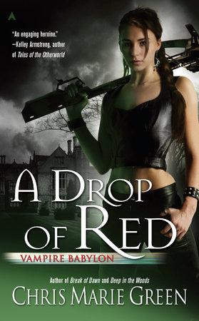 A Drop of Red by Chris Marie Green