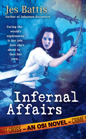 Infernal Affairs by Jes Battis