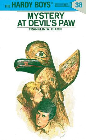 Hardy Boys 38: Mystery at Devil's Paw by Franklin W. Dixon