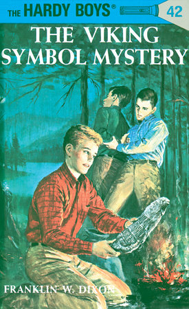Hardy Boys 42: The Viking Symbol Mystery by Franklin W. Dixon