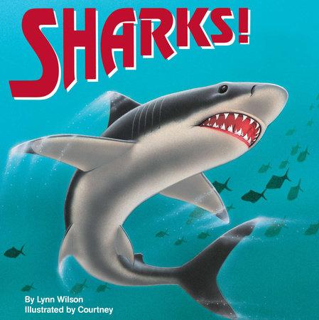 Sharks! by Lynn Wilson