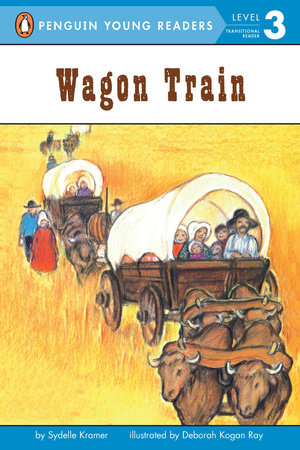 Wagon Train by S. A. Kramer
