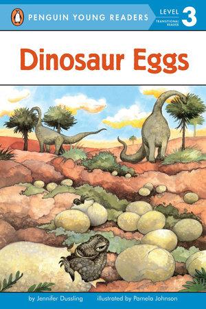 Dinosaur Eggs by Jennifer Dussling