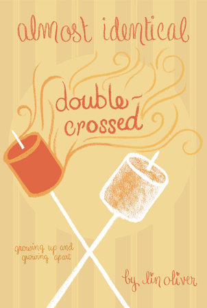 Double-Crossed #3 by Lin Oliver