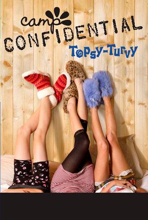 Topsy-Turvy #24 by Melissa J. Morgan